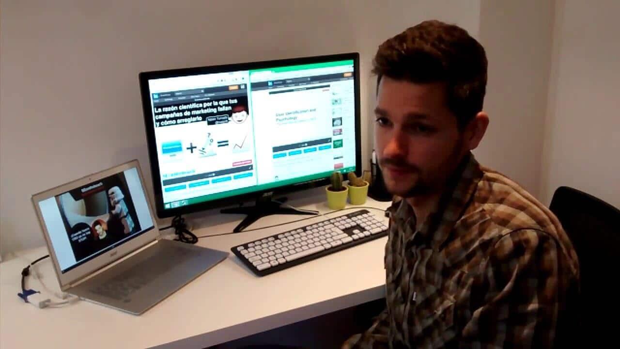 Entrevista Natzir Turrado
