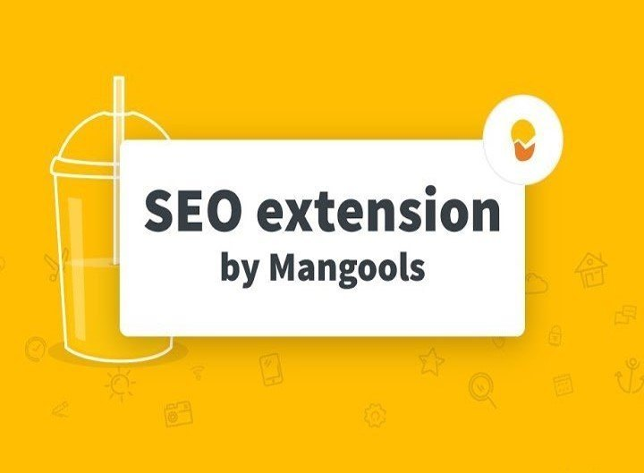 seo extension by mangools